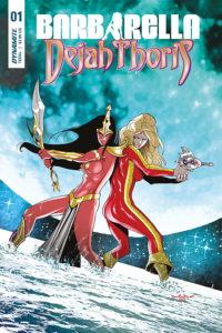 Barbarella/Dejah Thoris #1 (Dynamite Entertainment, January 2019)