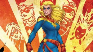Captain Marvel #1: Indescribable and Indestructible