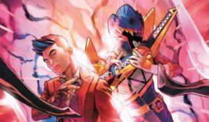 Mighty Morphin Power Rangers #35: Heckyl's Origins Revealed