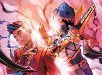 Mighty Morphin Power Rangers #35: Heckyl's Origins Revealed