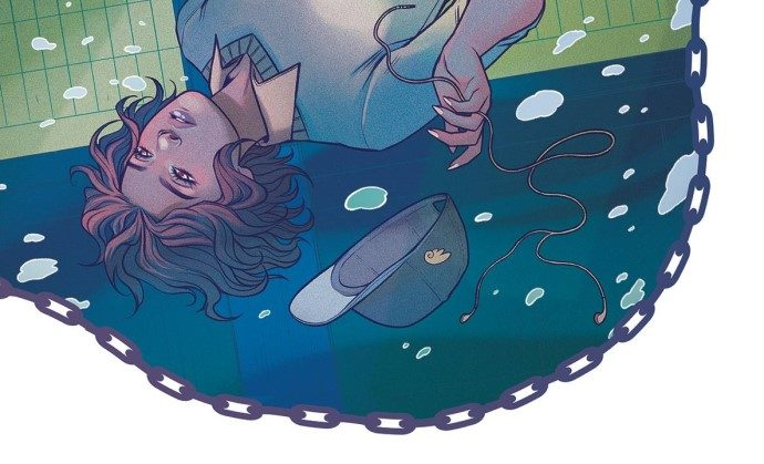 Vita Ayala and Lisa Sterle Sink into the Abyss with Submerged Volume 1