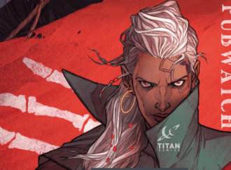 Titan Comics Pubwatch: August 2020