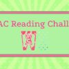 WWAC Reading Challenge