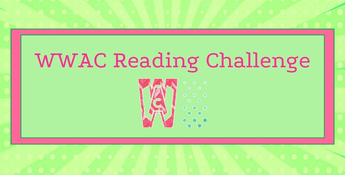 WWAC Reading Challenge banner (designed by Paige Allen)