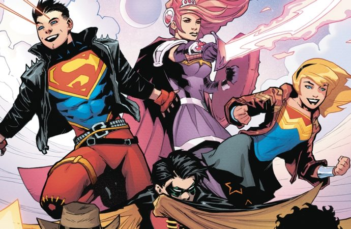 Young Justice #1 Review: Great Fun But Where's Superboy?