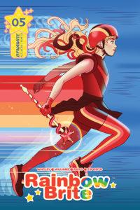Rainbow Brite #5, Cover Art: Paulina Ganucheau Writer: Jeremy Whitley Art: Brittney Williams Copyright Dynamite Comics February 2019