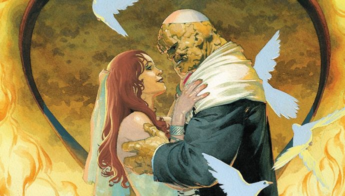 ben grimm and alicia masters