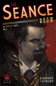 The Seance Room, Source Point Press, 2018