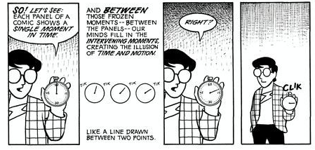 Understanding Comics by Scott McCloud (William Morrow Paperbacks, 1994)