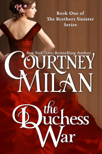 The Duchess War, Courtney Milan, 2012