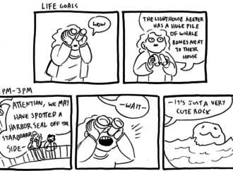 Hourly Comics Day Is A Filling Slice Of Life