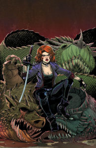 Cover for Calamity Kate