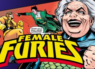 Female Furies #1 Doesn't Hold Back