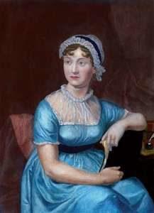 Picture of Jane Austen