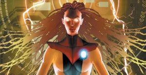 Livewire #3: Sins of the Father (Figures)