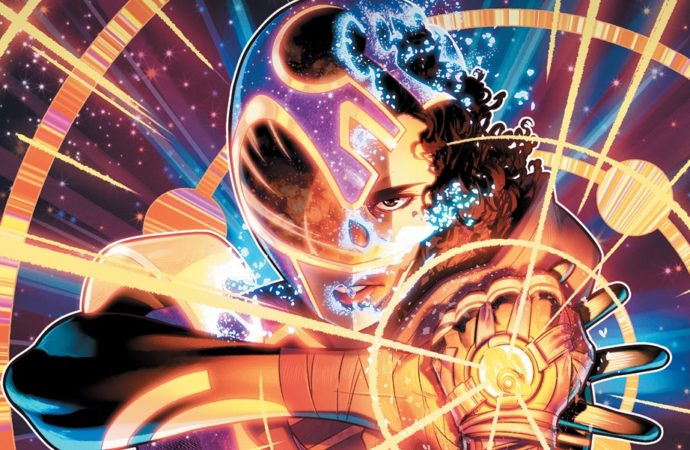 Mighty Morphin Power Rangers #36: Hope in the Void