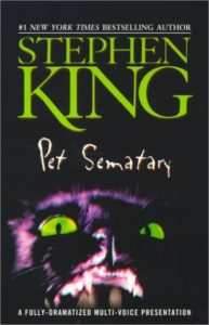 Cover for Pet Semetary