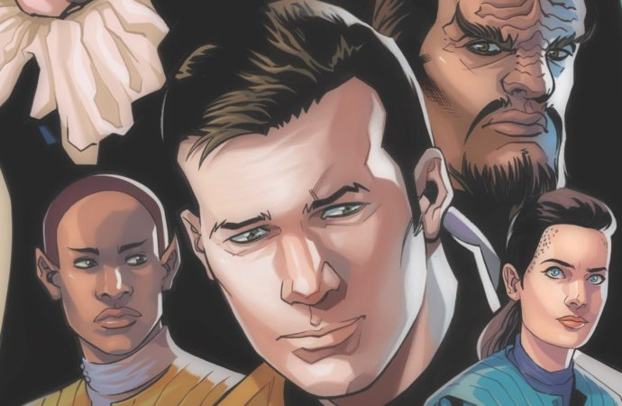 Star Trek: The Q Conflict #2: Challenge? Accepted!