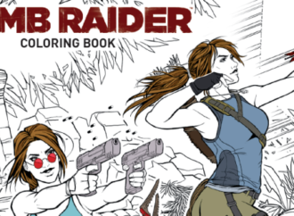 The Tomb Raider Coloring Book Puts the Spotlight on Fan Art