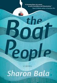 Cover for the Boat People