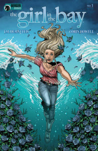 Cover for the Girl in the Bay #1