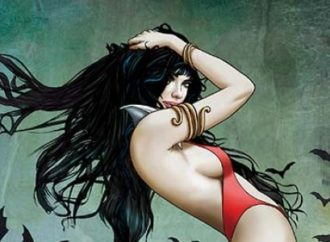 A Vampirella Valentine's Day to Remember