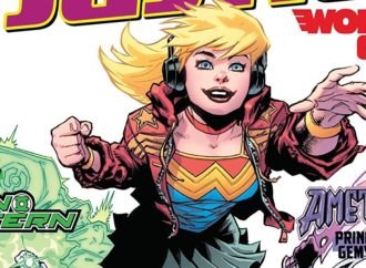 Young Justice #2: Wonder Girl's Making Her Own Way