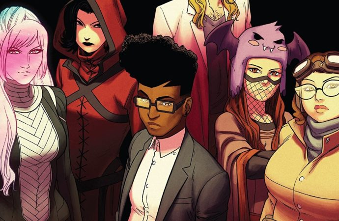 Runaways #18: While Our Hearts Were Young
