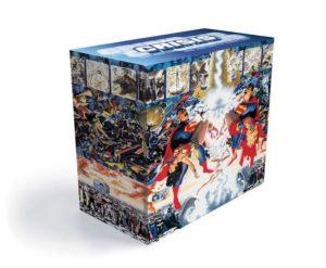 Preliminary box art for Crisis Box set