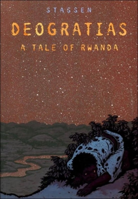 Cover to Jean-Philippe Stassen's Deogratias: A Tale of Rwanda