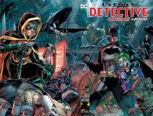 The Batfamily and Joker