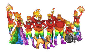 Guest Post: Alex de Campi's Guide To Doing FlameCon Like A Local