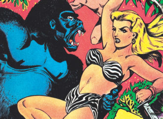 Jungle Girls: Lions and Tigers and Bare Midriffs, Oh My!
