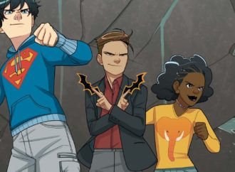 The Super Sons Take on the PolarShield Project