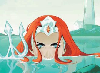 More of a Whimper Than a Roar With DC Ink's Mera: Tidebreaker