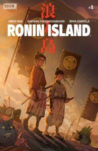 Ronin Island #1, Giannis Milonogiannis, BOOM! Studios, 2019
