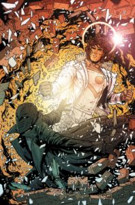 Midnighter and Apollo hecking stuff up