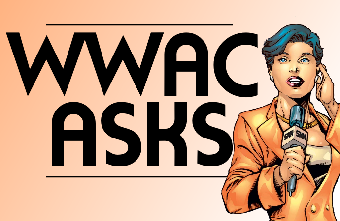 WWAC Asks #TorontoComicCon … Which Comic Character Would You Rename?