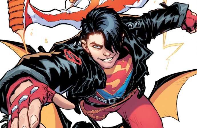 Young Justice #3: At Last! Superboy's Story Revealed!