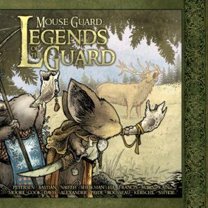 Legends of the Guard – Volume 1, David Petersen, November 2010