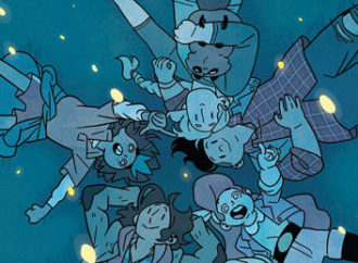 In Lumberjanes #60, All The World's A Stage…or A Sea Serpent's Stomach