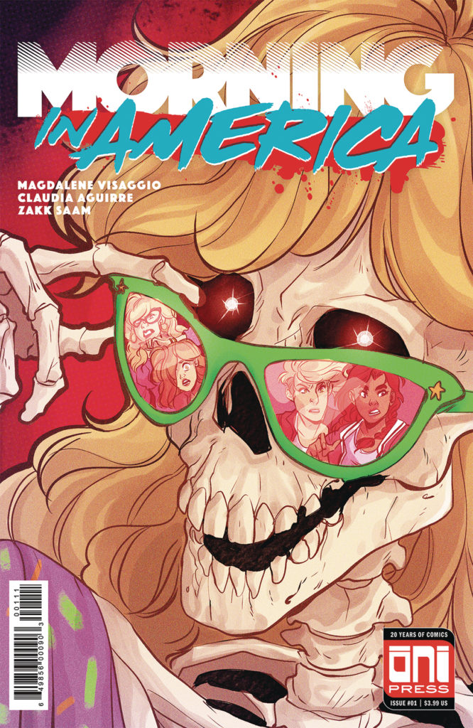 Morning in America, Oni Press, 2019