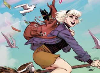 Strange Magic: Sabrina the Teenage Witch #1