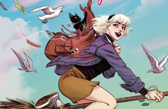 Strange Magic: Sabrina the Teenage Witch #1