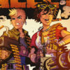 The Roos are Jumping in Tank Girl Action Alley #3