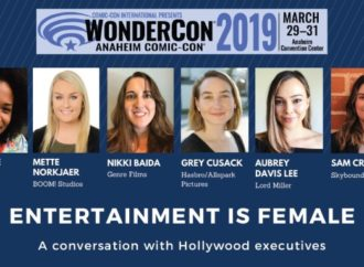 The Future of Entertainment is Female at WonderCon
