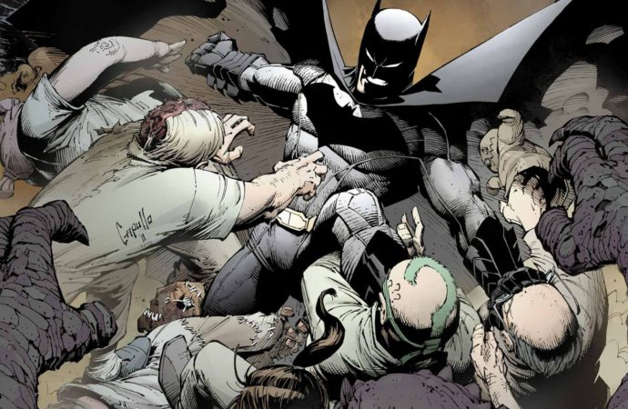 Batman: Ideals vs Reality With Ardo Omer