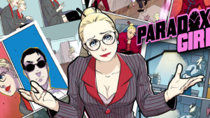 Cayti Bourquin and Yishan Li's Paradox Girl Makes Time for Top Cow