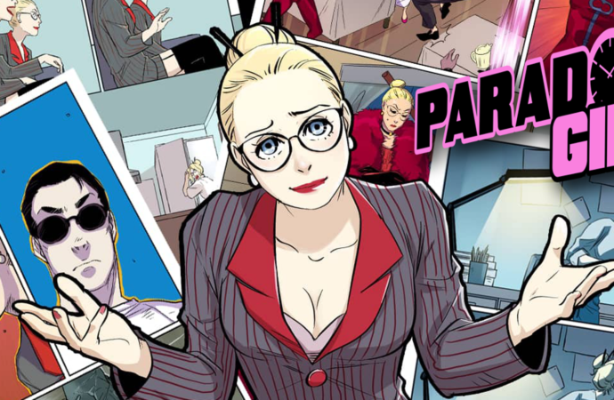 Paradox Girl: First Cycle is Worth a Second and Third Read