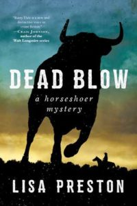 Dead Blow, Lisa Preston, Skyhorse, 2019